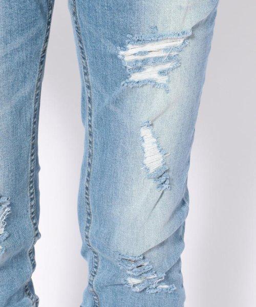 LHP(エルエイチピー)/DankeSchon/ダンケシェーン/Side Zip Skinny Pants/6016189130-60_img08