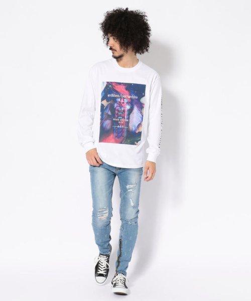 LHP(エルエイチピー)/DankeSchon/ダンケシェーン/Side Zip Skinny Pants/6016189130-60_img10