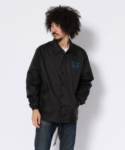 LHP(エルエイチピー)/Kanez/ケインズ/SEARCH DESTROY COACH JACKET/4099183005-60_img01