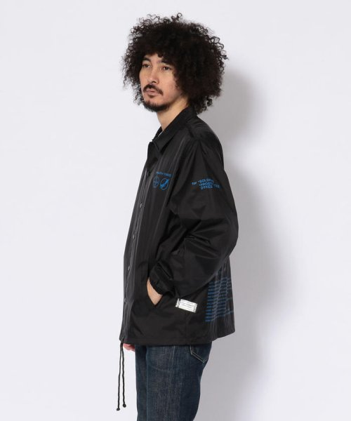 LHP(エルエイチピー)/Kanez/ケインズ/SEARCH DESTROY COACH JACKET/4099183005-60_img02