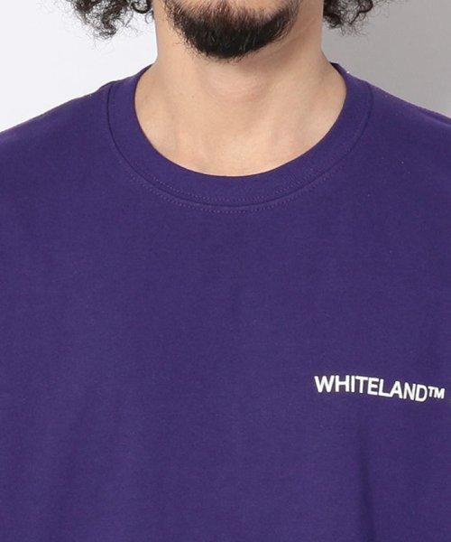LHP(エルエイチピー)/WHITELAND/ホワイトランド/TONIGHT L/S TEE/6016183375-60_img06