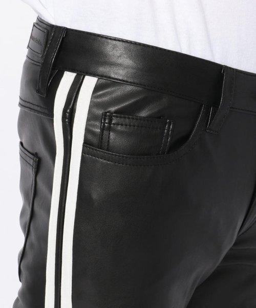LHP(エルエイチピー)/DankeSchon/ダンケシェーン/Neo Leather LINE Pants/6016189014-60_img05