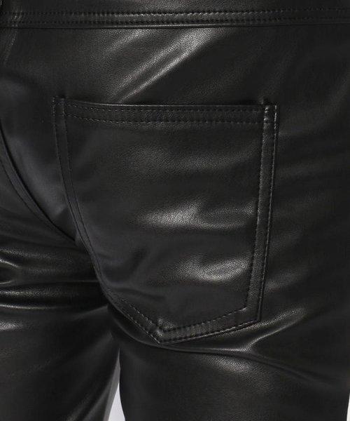 LHP(エルエイチピー)/DankeSchon/ダンケシェーン/Neo Leather LINE Pants/6016189014-60_img07