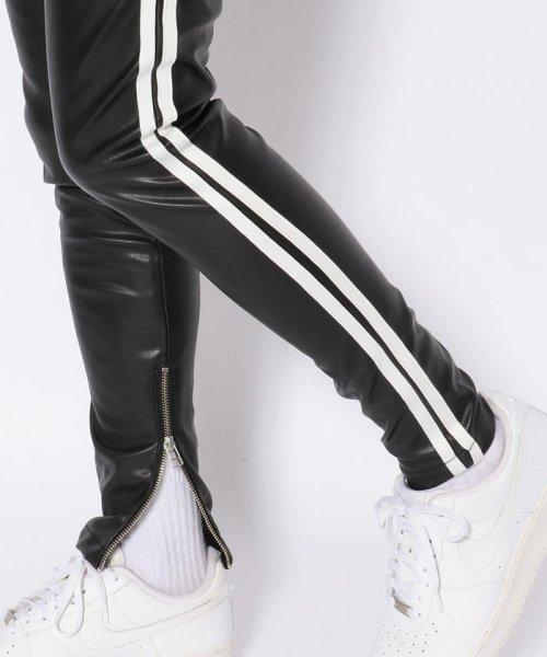 LHP(エルエイチピー)/DankeSchon/ダンケシェーン/Neo Leather LINE Pants/6016189014-60_img08
