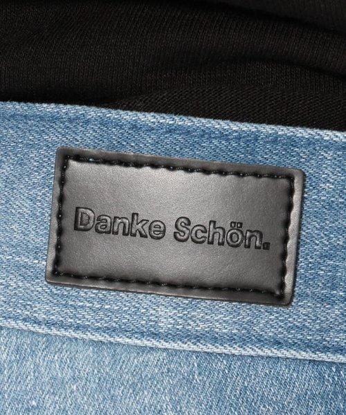 LHP(エルエイチピー)/DankeSchon/ダンケシェーン/Denim Line SideZip PANTS/6016189037-60_img06