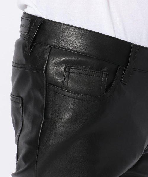 LHP(エルエイチピー)/DankeSchon/ダンケシェーン/NeoLeather Skinny Pants/6016189049-60_img05