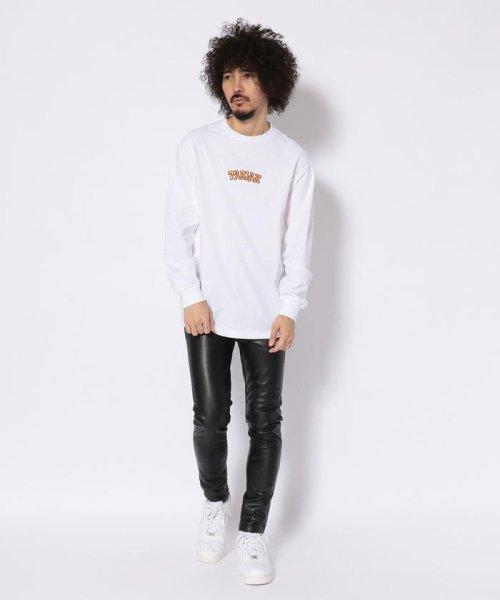 LHP(エルエイチピー)/DankeSchon/ダンケシェーン/NeoLeather Skinny Pants/6016189049-60_img09
