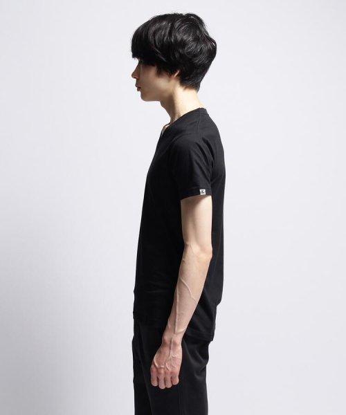 BASECONTROL(ベースコントロール)/inner light v neck sleeve/99990922311047_img03