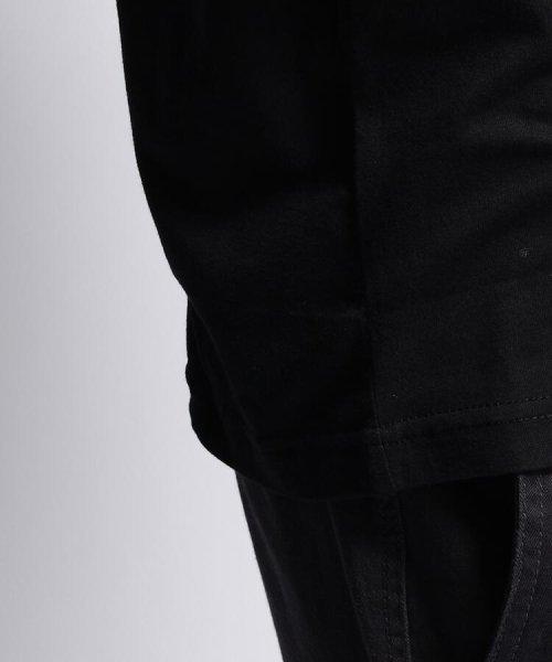 BASECONTROL(ベースコントロール)/inner light v neck sleeve/99990922311047_img06