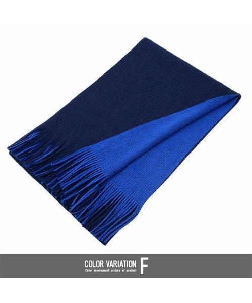 CavariA(キャバリア)/CavariA【キャバリア】国産リバーシブルフリンジマフラー/CAGS18-09_img10