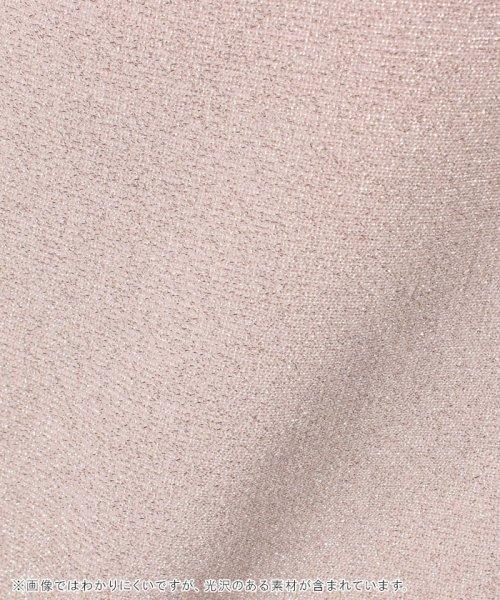 MIIA(ミーア)/ラメミニフレアニットスカート/32845636_img12