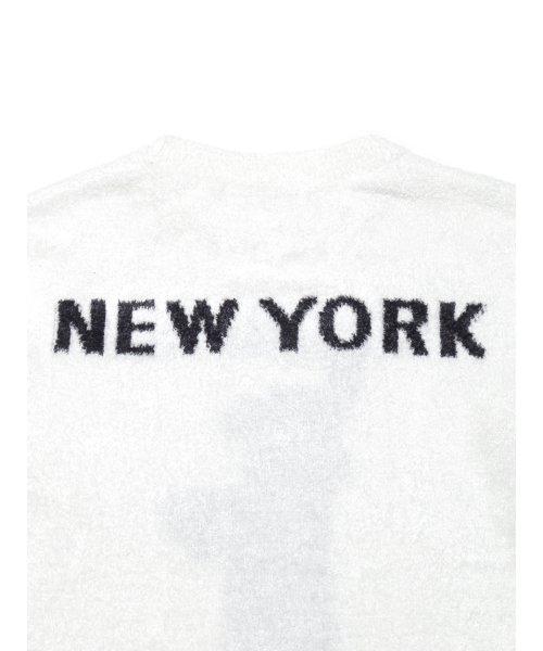 GELATO PIQUE HOMME(GELATO PIQUE HOMME)/【GELATO PIQUE HOMME】'スムージィー'New York ジャガードプルオーバー/PMNT185983_img04