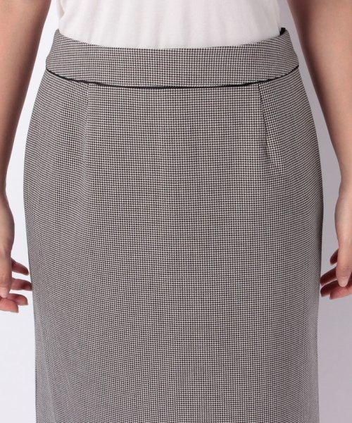 Eimy Peal by POWDER SUGAR(エイミーパール バイ パウダーシュガー)/サーモサキソニー素材チェックタイトスカート/3K728720A_img14