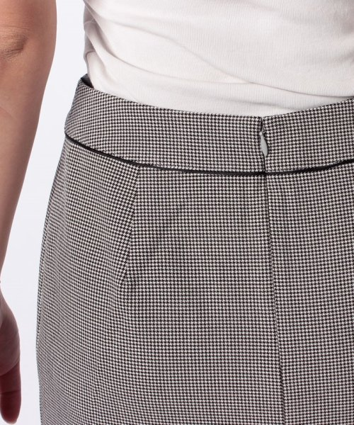 Eimy Peal by POWDER SUGAR(エイミーパール バイ パウダーシュガー)/サーモサキソニー素材チェックタイトスカート/3K728720A_img15