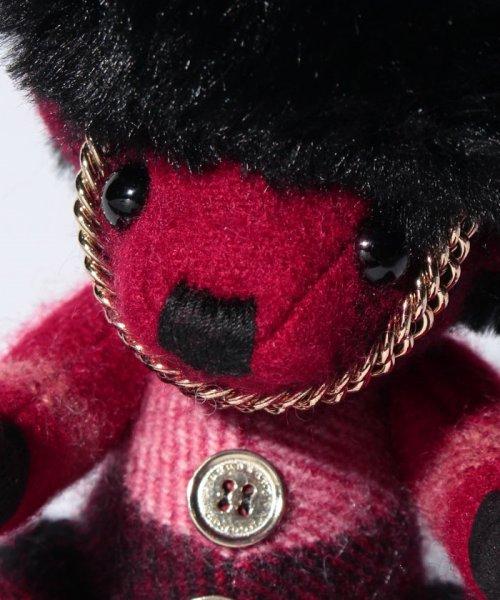 BURBERRY(バーバリー)/トーマスベア/キーホルダー【PARADE RED】/3997582_img04