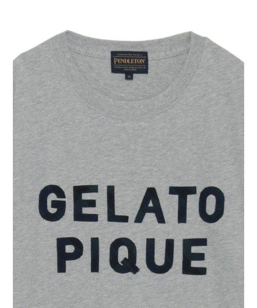 GELATO PIQUE HOMME(GELATO PIQUE HOMME)/【PENDLETON】HOMMEロゴTシャツ/PMCT185997_img03