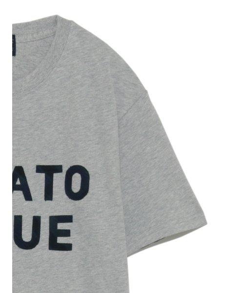 GELATO PIQUE HOMME(GELATO PIQUE HOMME)/【PENDLETON】HOMMEロゴTシャツ/PMCT185997_img04