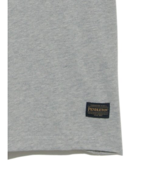 GELATO PIQUE HOMME(GELATO PIQUE HOMME)/【PENDLETON】HOMMEロゴTシャツ/PMCT185997_img05
