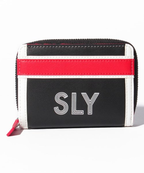SLY(BAG)(スライ(バッグ))/【SLY】【SLY】SPORTS MIX MINI WALLET/S09200004_img07