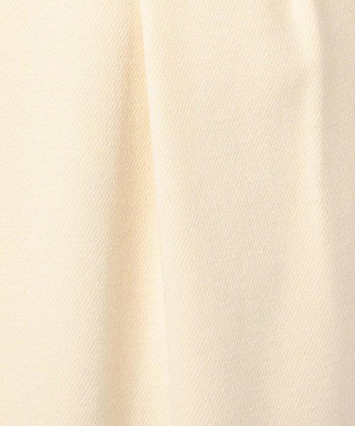 fredy emue(フレディエミュ)/レガラートツイルウール混タックスカート/8-0021-6-26-005_img07