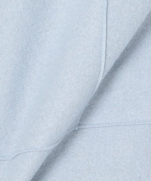 NOLLEY'S(ノーリーズ)/ラメブークレーショート丈プルオーバーカットソー/8-0035-6-03-004_img07