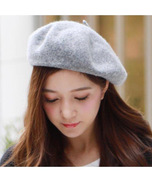 SILKY(シルキー)/フェルトベレー帽/2400902_img02