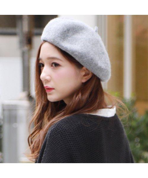SILKY(シルキー)/フェルトベレー帽/2400902_img03