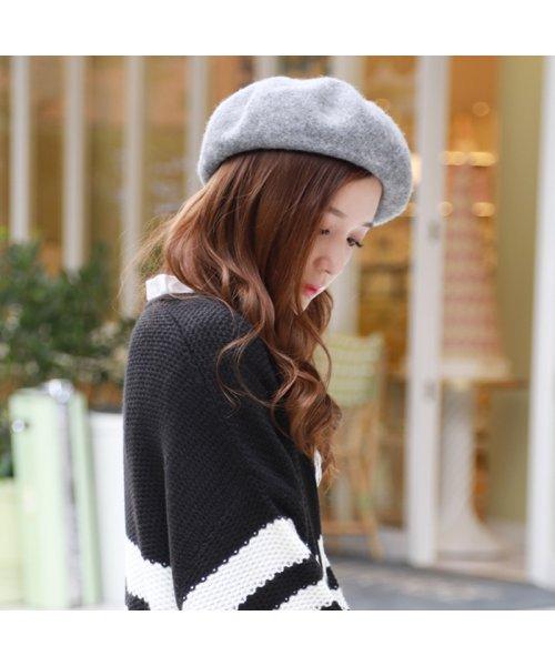 SILKY(シルキー)/フェルトベレー帽/2400902_img04