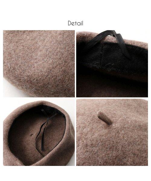 SILKY(シルキー)/フェルトベレー帽/2400902_img07