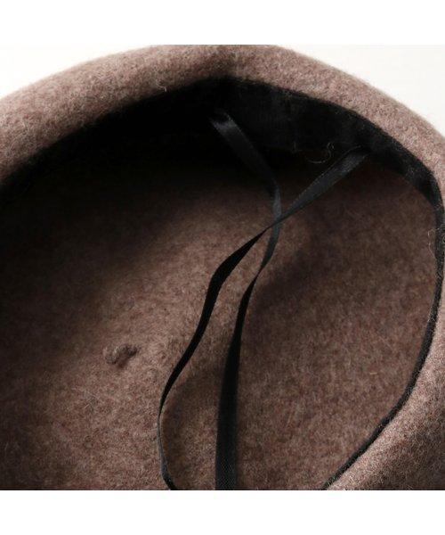 SILKY(シルキー)/フェルトベレー帽/2400902_img11