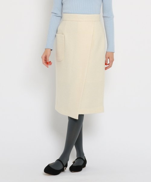AG by aquagirl(AG バイ アクアガール)/【WEB限定プライス】【Lサイズあり】ループヤーンタイトスカート/201901C1276001_img01