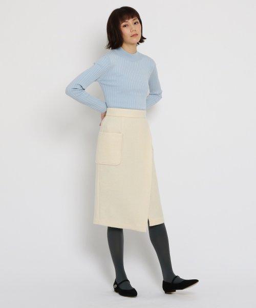 AG by aquagirl(AG バイ アクアガール)/【WEB限定プライス】【Lサイズあり】ループヤーンタイトスカート/201901C1276001_img07