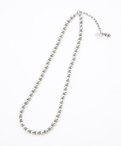 nano・universe(ナノ・ユニバース)/on the sunny side of the street/別注Sml Metal Pearl Beads Choker/6718246008_img01