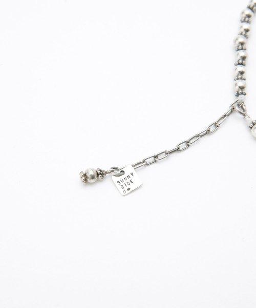 nano・universe(ナノ・ユニバース)/on the sunny side of the street/別注Sml Metal Pearl Beads Choker/6718246008_img04