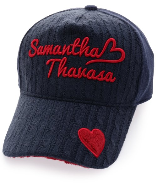 Samantha Thavasa UNDER25&NO.7(サマンサタバサアンダー)/ケーブル編みキャップ/00771825100002_img02