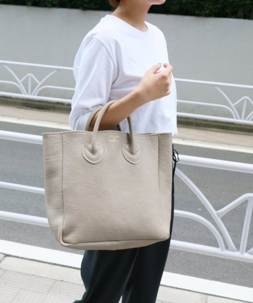 IENA(イエナ)/《追加3予約》YOUNG&OLSEN EMBOSSED レザートートバッグ(M)◆/19092910011810_img03