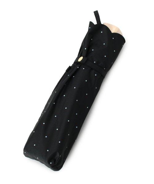 grove(グローブ)/晴雨兼用スカラップドット折り畳み傘/99990976941111_img05
