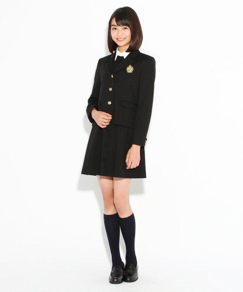 PINK-latte(ピンク ラテ)/【卒服】国産生地プレミアムジャケット/99990931941028_img11