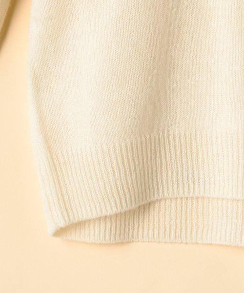 coen(コーエン)/【手洗いできる】ラムウールクルーネックニットII/76306068056_img15