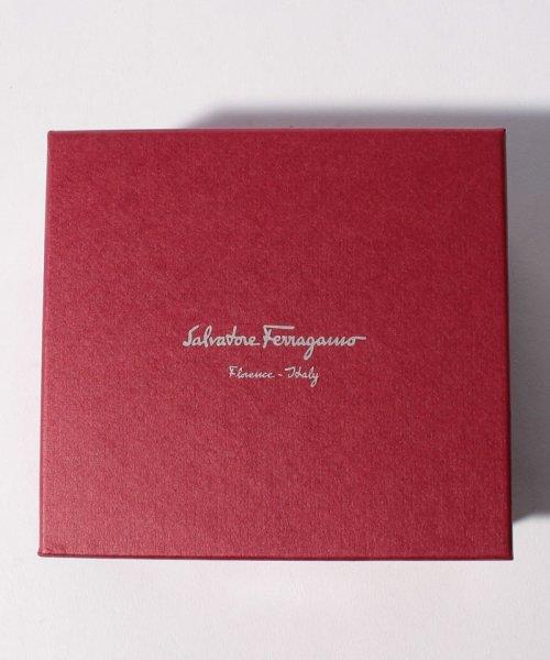 Salvatore Ferragamo(サルヴァトーレ フェラガモ)/【Salvatore Ferragamo】2つ折り財布/VARA【BONBON/JASMINE FLOWER】/22D26800010402_img06