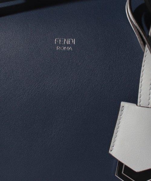 FENDI(フェンディ)/【FENDI】ハンドバッグ/BY THE WAY【BLUEBERRY+PEARLGREY+MULTI】/8BL1245QJF13FY_img06