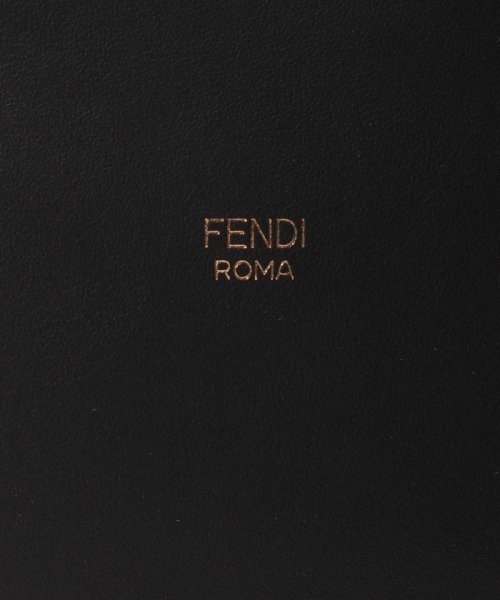 FENDI(フェンディ)/【FENDI】ショルダーバッグ/FENDI CAM【NERO+ORO SOFT】/8BT287A37IF0KUR_img06