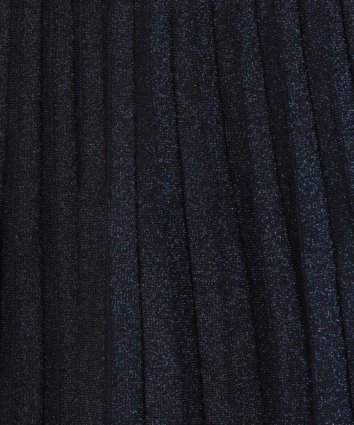 ROPE'(ロペ)/【セットアップ対応】ラメニットプリーツスカート/GGC38480_img10