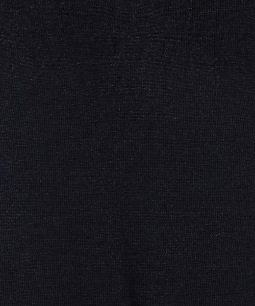 NOLLEY'S(ノーリーズ)/ラメウール総針Vネックプルオーバーニット/8-0035-6-02-015_img07