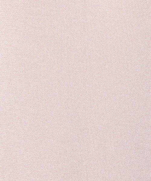 NOLLEY'S(ノーリーズ)/ラメウール総針Vネックプルオーバーニット/8-0035-6-02-015_img08
