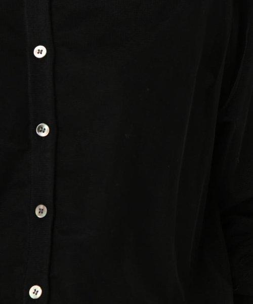 NOLLEY'S(ノーリーズ)/ホリデーチュール両前クルーネックカーディガン/8-0035-6-02-017_img08