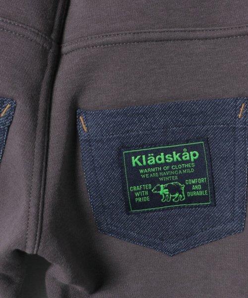 kladskap(クレードスコープ)/無地あたたか裏起毛九分丈パンツ/5384111_img03