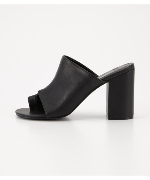 SLY(スライ)/COVERED BOOTIE SANDAL/030BSM55-0120_img01