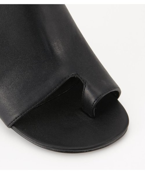 SLY(スライ)/COVERED BOOTIE SANDAL/030BSM55-0120_img04