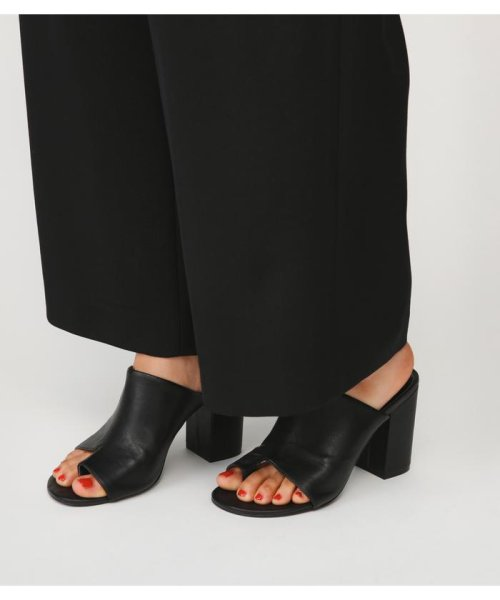 SLY(スライ)/COVERED BOOTIE SANDAL/030BSM55-0120_img06